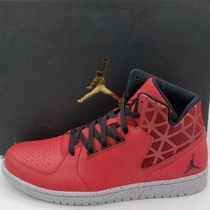 Nike Jordan 1 Flight 3 Prem Gym Red/Black/Grey
